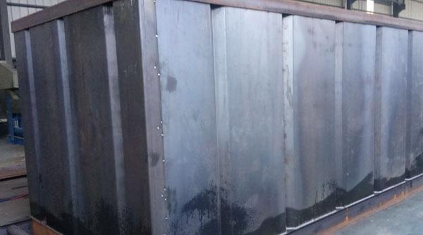 西安恒聯泥漿罐及泥漿振動篩火熱生產中