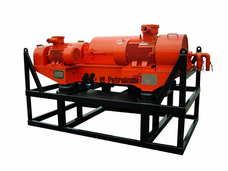 LW355型鉆井液離心機